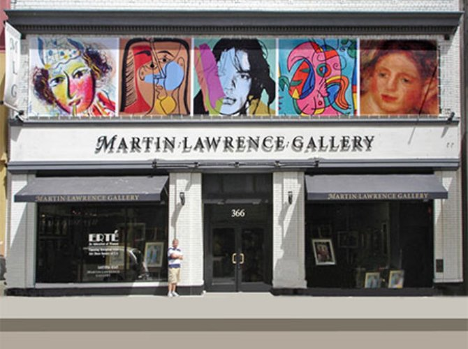 Martin Lawrence Galleries | Things to Do in San Francisco, CA | sftravel.com