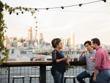 These spaces have breathtaking views of San Francisco, making them popular choices with meeting and event planners.