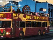 Take a Big Bus Tour during the holidays.