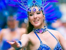 Explore the world of dance in San Francisco during your visit.