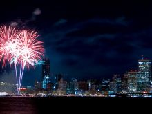 There are many times a year to see the skies over San Francisco sparkle with fireworks. Here are our favorites.