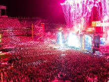 Music's biggest names are coming to AT&T Park this summer. Get your tickets now!