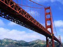 Local Companies Pay Homage To Golden Gate Bridge's 75th Anniversary | Golden Gate Bridge