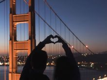 "Here are ten reasons why San Francisco is the perfect place to say, ""I do."""