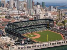 Celebrate the Bay Area's rich LGBTQ culture at the annual Giants LGBTQ Night at Oracle Park.