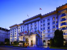 Fairmont Hotel San Francisco