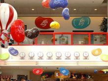 Learn about all things Jelly Belly on the Jelly Belly Factory Tour just an hour north of San Francisco.
