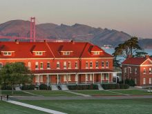 The Presidio brings a wealth of options for any meeting planner looking to host smaller groups in San Francisco. Explore the Presidio's hotels, venues, and restaurants to host your next meeting.