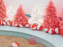 'Pinkmas' arrives to the Museum of Ice Cream in San Francisco's Union Square this holiday season.