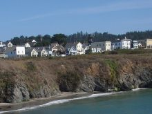 Mendocino Village | Beyond San Francisco