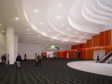 Moscone Center renovation renderings