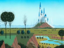 Awaking Beauty: The Art of Eyvind Earle at The Walt Disney Family Museum