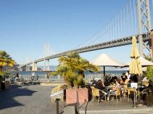 What more can you ask for on a sunny day in San Francisco other than the city's outdoor patios, courtyard and beer gardens? These are our top spots to savor your favorite drinks outdoors.