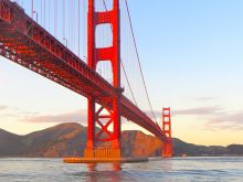 10 More Things to do with Your Extra Hour in San Francisco | Golden Gate Bridge