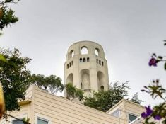 San Francisco's famous hills make for great spots to overlook the city. Climb up these vibrant staircases for stunning views and fun photo ops.