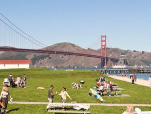 Picnic on Crissy Field