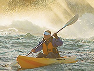 Kayaking in Monterey County
