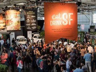2017's Eat Drink SF at Fort Mason