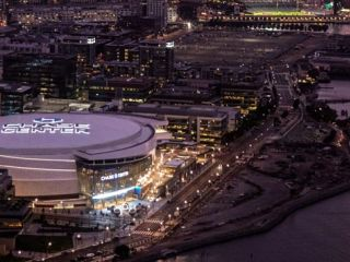 """Sports Business Journal has named San Francisco """"Sports City of the Decade."""""""