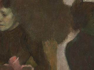 Degas on view at Legion of Honor