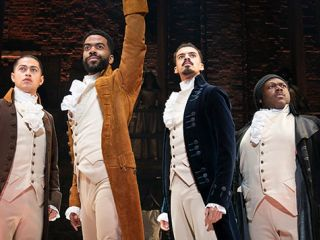 """Hamilton"" San Francisco's cast member Darnell Abraham shares some thoughts on the show and the city with us."