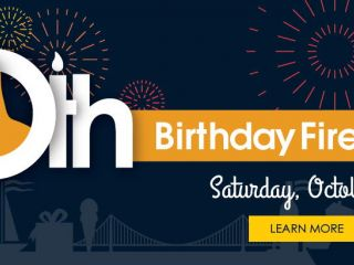 Celebrate 40 years of The PIER with a Fireworks Display