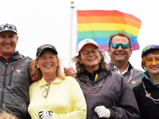 Meet Greg Fitzgerald, the PGA's only out and proud LGBTQ golf pro, and learn how he sees San Francisco.