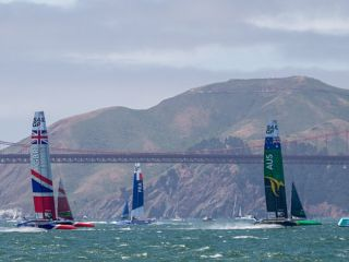 The second season of SailGP brings cutting-edge racing back to the San Francisco Bay, May 2-3, 2020.