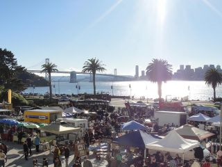 Treasure Island Flea