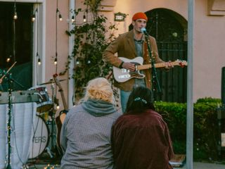 See San Francisco through the eyes of some homegrown musical talent, The Quilters.