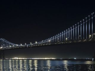 The Bay Lights | San Francisco Travel