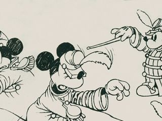 A new special exhibition takes a deeper look at the legendary Walt Disney animators, a must for all Disney and animation fans.