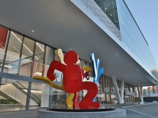 The Moscone Center is more than a world-class convention venue. It's a home for the arts.