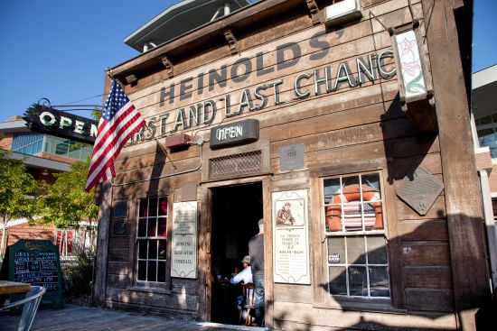 Heinhold's First and Last Chance
