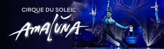 """Celebrate the return of """"Amaluna"""" by Cirque du Soleil to the San Francisco Bay Area by enjoying a specially-themed cocktail or treat inspired by the show, at participating restaurants."""