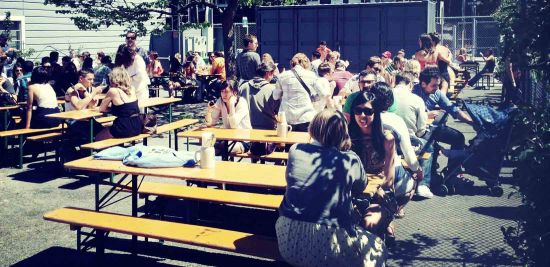"""Discover some of the country's top beer gardens in San Francisco. Food & Wine magazine named the Mission's Zeitgeist and Hayes Valley's Biergarten as two of """"America's Best."""""""