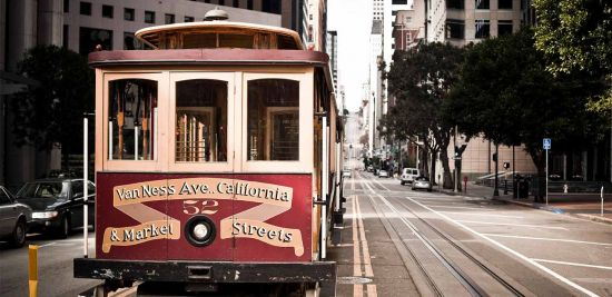 See San Francisco through the eyes of Jim Sommers, public television executive and film buff.
