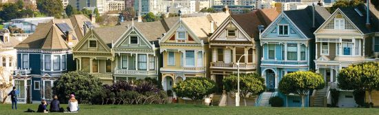 Put yourself in your favorite stars' shoes by visiting these famous San Francisco locations made popular by film, TV, and streaming.