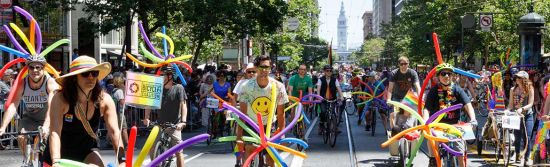 Relive San Francisco Pride throughout the years with these sexy pictures.