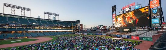 Celebrate the Bay Area's rich LGBTQ culture with special Pride Movie Nights at Oracle Park.