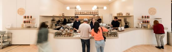 Sightglass Coffee Bar at SFMOMA