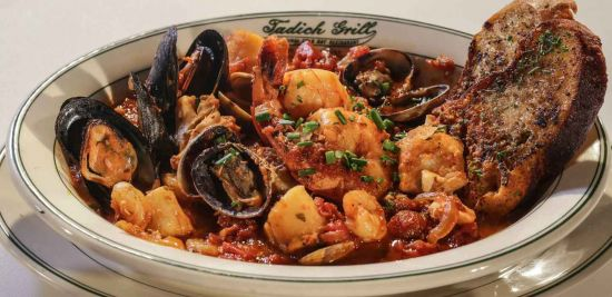 Cioppino at Tadich Grill