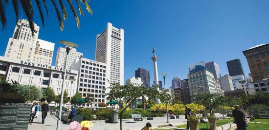 Get glamorous during your visit to the City by the Bay with these luxury shopping experiences.
