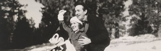 Home for the Holidays at The Walt Disney Family Museum