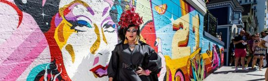 The history of the LGBTQ community is enshrined throughout San Francisco. Here's our guide to some of the best murals and memorials.