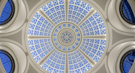 Westfield Centre Dome.JPG