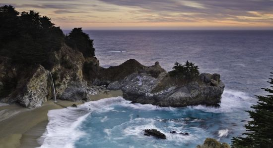 McWay Falls at Dusk in November_v2_HD.jpg